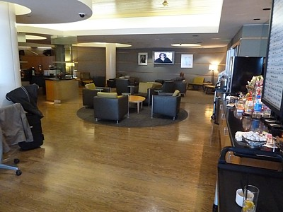 Alaska Airlines Reviews - Board Room - First Class Lounges ...