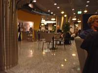 Frankfurt Business lounge Pier B Sept 2003
