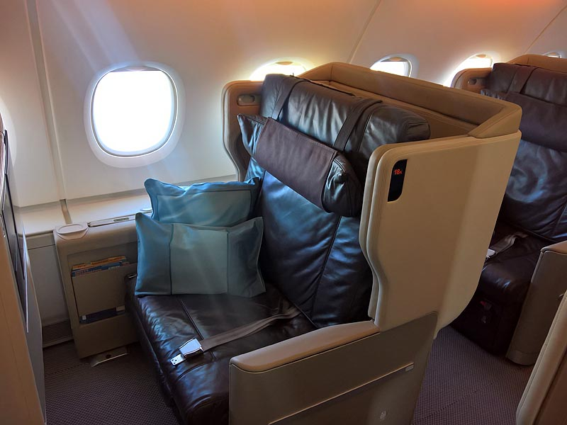 Singapore Airlines Reviews