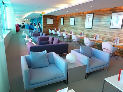 San Francisco Virgin Atlantic Clubhouse June 2011